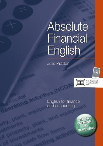Download Delta Business English: Absolute Financial English B2-C1: Coursebook with Audio CD pdf epub
