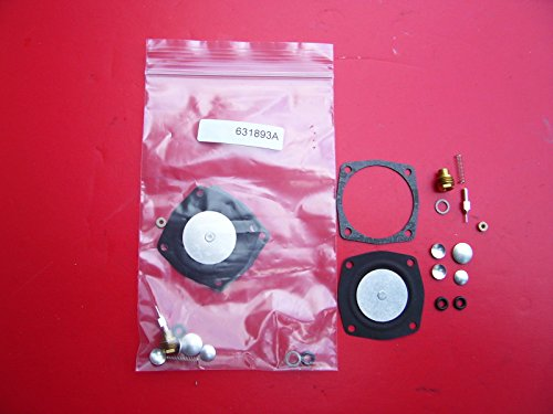 tecumseh diaphram carburetor kit - 1