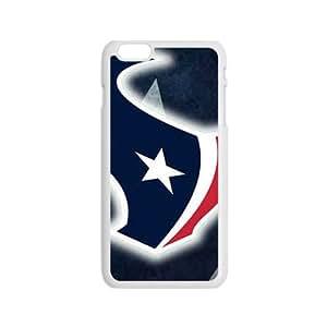 Houston Texans White iPhone plus 6 case