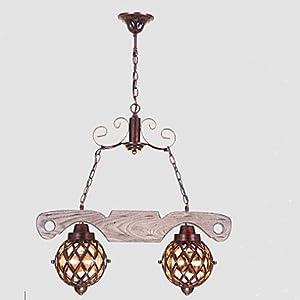 SQL Vereinigten Staaten Restaurants Eisen Barren Retro-Lampe , 220-240v
