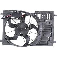 MAPM Premium ESCAPE 13-16 RADIATOR FAN SHROUD ASSEMBLY, 2.0L Eng., Turbo, Single Fan