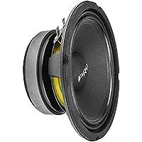 "PRV Audio 6MB200-4 V2 6"" Mid Bass 4 ohms Pro Audio Speaker 93.5dB 100 Watts RMS 1.5"" VC"