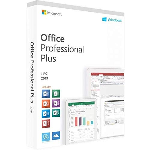 Office Professional Plus 2019 (1 User - License key) No CD (Microsoft Office Professional Plus 2016 Product Key)