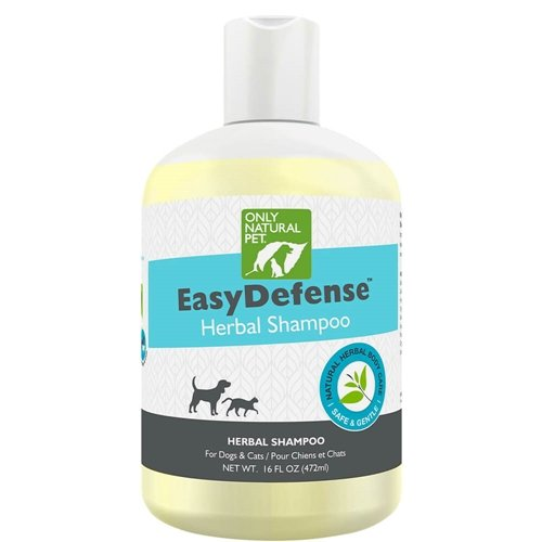 Only Natural Pet Herbal Defense Shampoo 16 oz