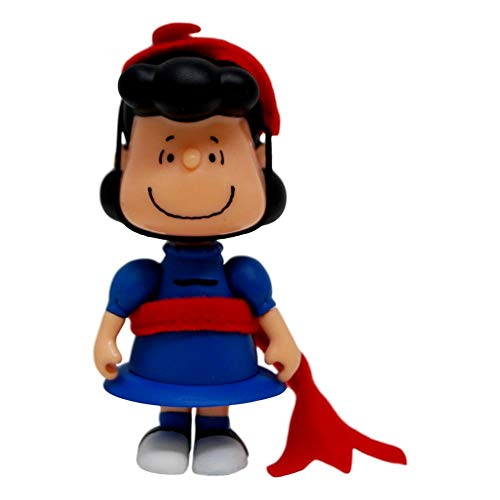 Peanuts Lucy Figurine Collectible, Halloween Themed Home Decor