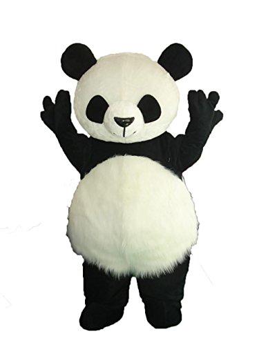 Alkem Cute Giant Panda Adult Mascot Costume Cosplay Cartoon Character