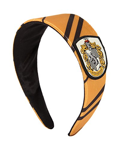 Harry Potter Costume Headband Hufflepuff for Women -elope