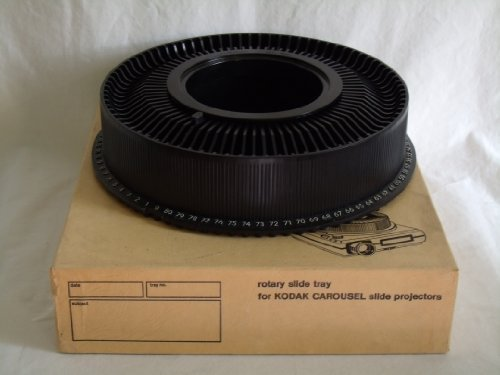 - Rotary Slide Tray for KODAK CAROUSEL slide projectors