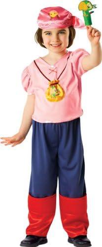 Izzy la pirata - disfraz niño: Amazon.es: Juguetes y juegos