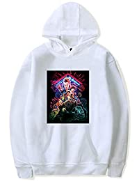 KamiraCoco Unisex Stranger Things Hoodies Boys Womens Inspired by New Season TV Series Sweatshirts Long Sleeve for Girls