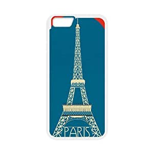 "SOPHIA Phone Case Of Eiffel Tower Retro Fashion Style Colorful Painted For SOPHIA 6 Plus (5.5"")"