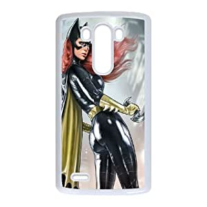 Catwoman HILDA080962 Phone Back Case Customized Art Print Design Hard Shell Protection LG G3
