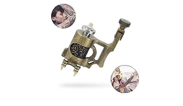 STHfficial Rotary Tattoo Machine Marco De Cobre Puro Low Noise ...