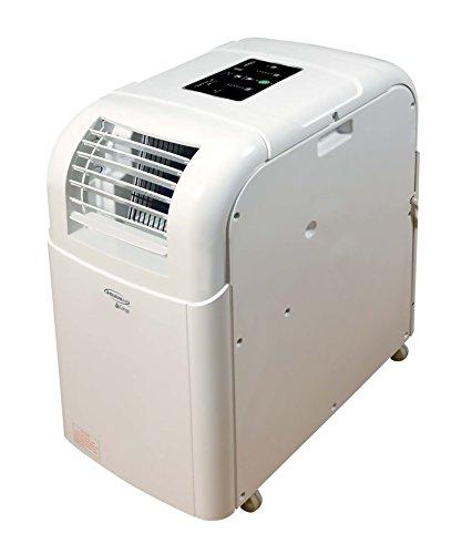 SoleusAir PSQ-08-01 8,000 BTU 115V Portable Evaporative Air Conditioner with LCD Remote Control