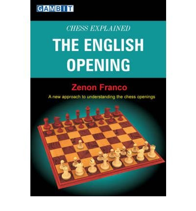 [ [ [ The English Opening[ THE ENGLISH OPENING ] By Franco, Zenon ( Author )Oct-01-2006 Paperback