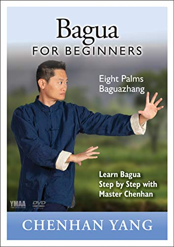 Bagua for Beginners Eight Palms DVD 1 (YMAA Kung Fu) Chenhan Yang **Baguazhang Bestseller**