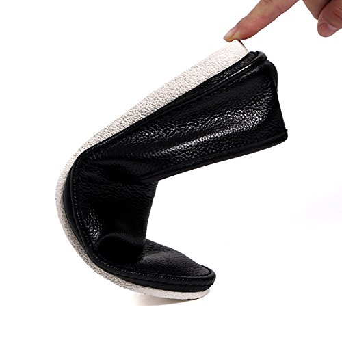 Santimon Mens Loafers Elastic Scuff Slipper Moccasin Slip-on Summer Spring Shoes Black vuEO2XU