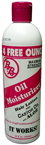 - Back To Basics Oil Moisturizer 12oz