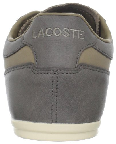 Lacoste Mens Alisos 6 Fashion Sneaker Marrone