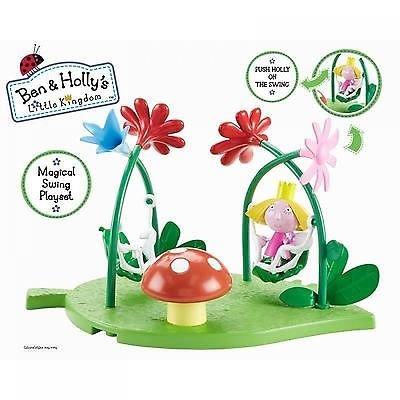 Il Piccolo Regno di Ben e Holly – L'Altalena Magica