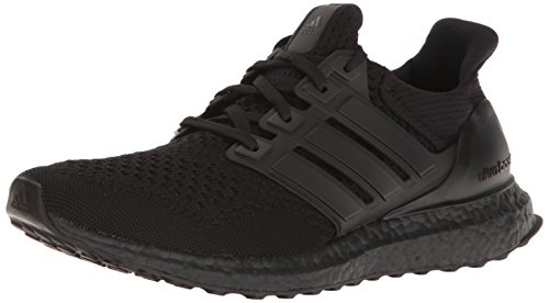 adidas Originals Men's Ultraboost Ltd Running Shoe, Black/Black/Black, 8 M US