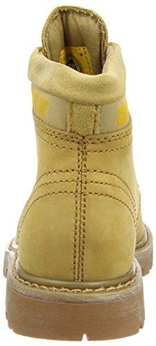 Reset Honey Caterpillar Womens UK Ridge 7 Leather Boots zOqRw