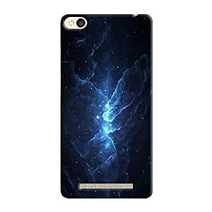 Cover It Up - Blue Stars Redmi 3s Hard Case