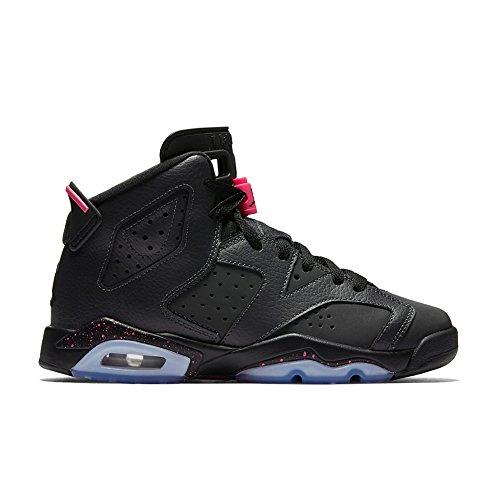 Nike Air Jordan 1 5 6 9 11 Reto Eclipse Super Deca Fly Sneaker Neu (GG) Anthracite / Black / Hyper Pink