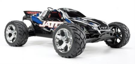 Traxxas 55077-3 1/10 Jato 3.3 TQi 2.4 w/Link Wireless Module Vehicle (Wireless Link Module)