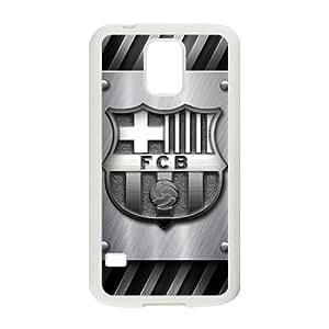 DASHUJUA FC Barcelona Phone Case for Samsung Galaxy S5