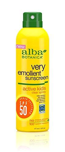 Alba Emollient Sunscreen - 9