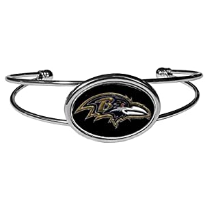 Siskiyou Sports NFL womens Cuff Bracelet