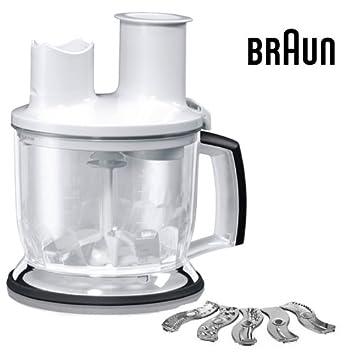 robot da cucina braun minipimer frullatore multiquick tritare ... - Robot Cucina Braun