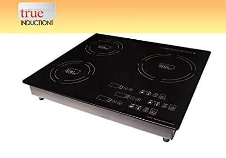 Amazon.com: True Induction TI-3B, placa de vitrocerá ...