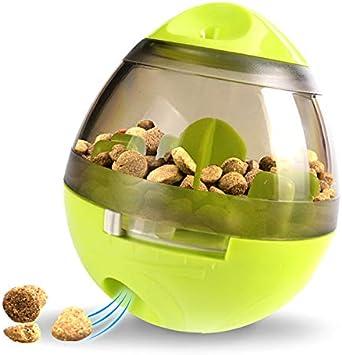 Xrten Bola de Comida para Perros Mascotas Pelota Interactiva para ...