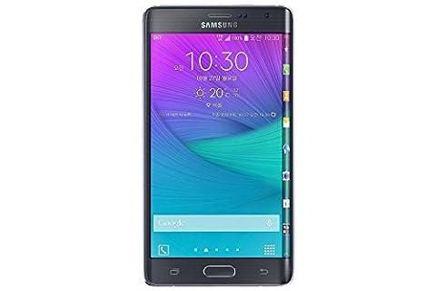 Samsung Galaxy Note4 Edge SM-N915F Factory Unlocked Cellphone, International Version, 32GB, Black (Galaxy Cdma Unlocked)