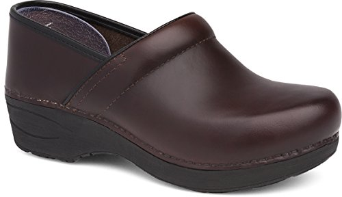 Dansko Women's Xp 2.0 Clog Brown Pull Up Size 40 EU (9.5-10 M US Women) by Dansko
