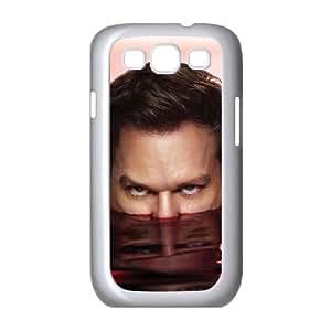 Dexter Blood Samsung Galaxy S3 9300 Cell Phone Case White JR5258702