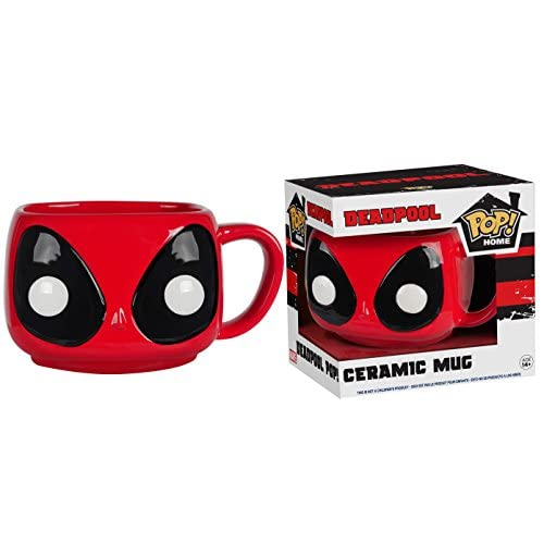 Funko POP Home: Deadpool Mug