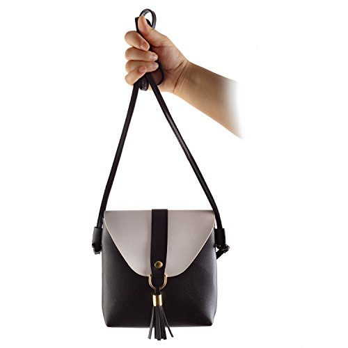 Tassel Women Bag Purse Crossbody Fashion Medium Crossbody for Deoot with xHBPgwqc0W