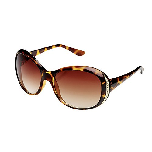 Joan Rivers Look of Glamour Sunglasses- Tortoise