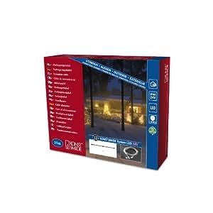 Konstsmide 4601-003 LED Hightech System - Cable alargador (10 metros), transparente