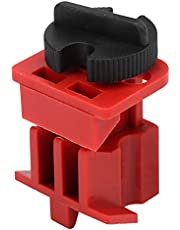 Circuit Breaker Lock, Air Switch Tagout Wear Resistant Anti Fade for Security