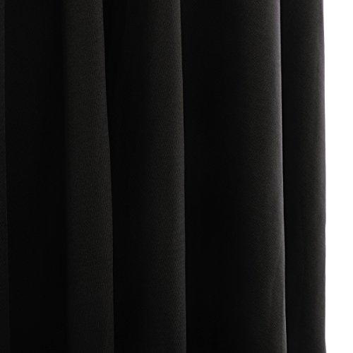Sleeve Tea Fit Length Long Adult Praise Costume Lyrical Dancewear Liturgical Dress Black Dance Loose Women Cn4qwZv48