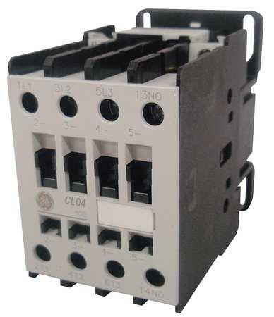 GE cl04a310mj IEC Magnetic Contactors 120VAC, 32A, 1NO, (Ge Magnetic Contactor)