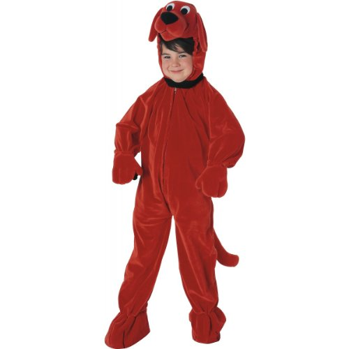 Rubie's Costume Co Clifford Big Red Dog Costume, Small, Small