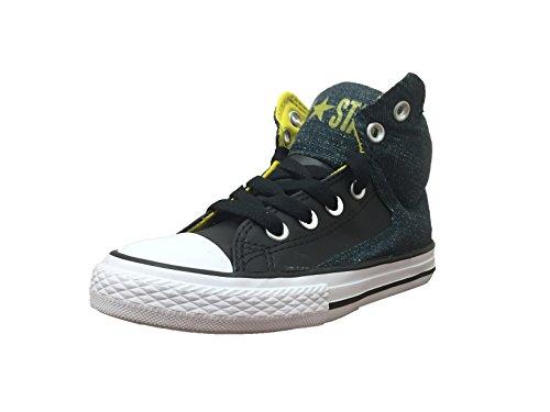 fd3e3831574ee7 Converse Kids Chuck Taylor All Star High Street Hi (Little Kid Big Kid) -  Buy Online in Oman.