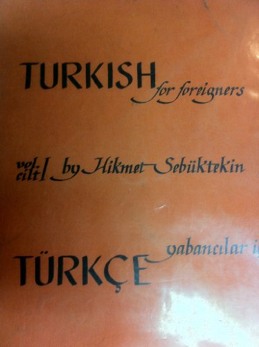 Turkish for Foreigners.