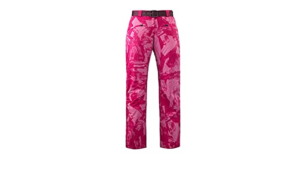 Amazon.com  Mountain Force Rider Pant - Chili Zinfandel Print (Medium)   Clothing bd1f6d458