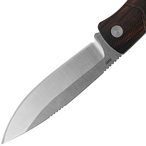 Benchmade - Big Summit Lake 15051-2 Knife, Drop-Point
